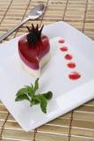 Het Voedsel van het dessert Royalty-vrije Stock Afbeeldingen
