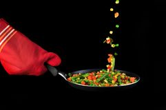 Het voedsel van het dieet Stock Fotografie