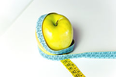 Het voedsel van het dieet royalty-vrije stock foto's