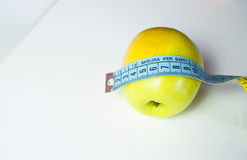 Het voedsel van het dieet royalty-vrije stock foto