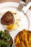 Het voedsel van het vlees Royalty-vrije Stock Foto's