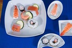 Het voedsel van Japan royalty-vrije stock afbeeldingen