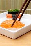 Het voedsel van Japan van sushi Royalty-vrije Stock Afbeeldingen