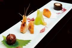 Het voedsel van Japanses Royalty-vrije Stock Afbeeldingen