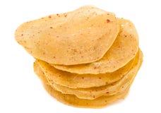 Het Voedsel van Khichiyasnacks Stock Fotografie