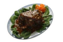 Het voedsel van Peking Royalty-vrije Stock Fotografie