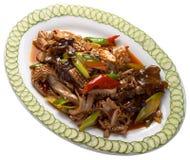 Het voedsel van Peking Stock Afbeeldingen
