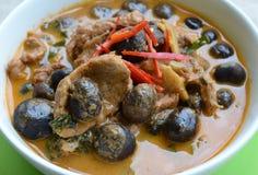 Het Voedsel van Thailand Stock Foto