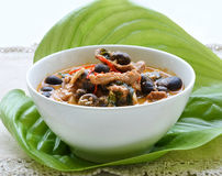 Het Voedsel van Thailand Stock Afbeeldingen