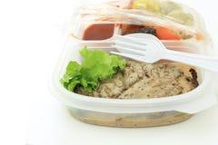 Het voedsel van Togo Stock Afbeeldingen