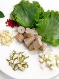 Het Voedsel van Vietnam Royalty-vrije Stock Foto's