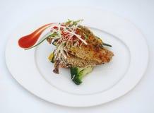 Het voedsel van vissen Royalty-vrije Stock Foto