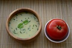 Het Voedsel van Zen voor de Ziel Royalty-vrije Stock Foto