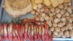 het voedselstijl van Vietnam Royalty-vrije Stock Afbeelding