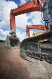 Het voertuig van de bouw Royalty-vrije Stock Foto's