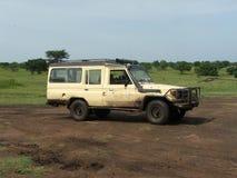 Het Voertuig van de safari Royalty-vrije Stock Afbeeldingen