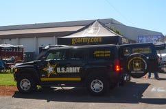 Het voertuig van het Leger van de V.S. Royalty-vrije Stock Foto's