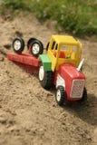 Het voertuig van het stuk speelgoed stock foto's