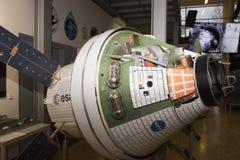 Het voertuigmodel van de bemanningsexploratie Stock Afbeelding