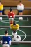 Het voetbal van het tafelblad Royalty-vrije Stock Afbeelding