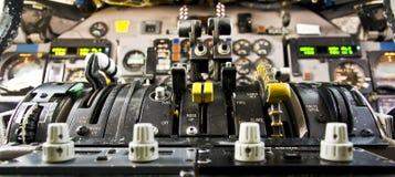 Het Voetstuk van het vliegtuig Stock Foto's
