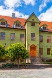 Het Volksmuseum van Oslo Stock Foto