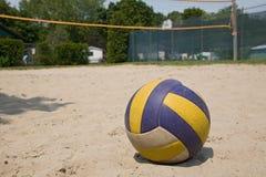 Het volleyballbal van de sport royalty-vrije stock foto