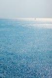 Het vonken van Oceaan in middag Royalty-vrije Stock Foto