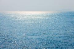 Het vonken van Oceaan in middag Royalty-vrije Stock Fotografie