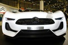 Het vooraanzicht van GT Citroën Stock Fotografie