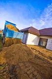 Het voorbereidingen treffen voor bouw Stock Foto