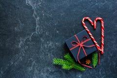Het voorbereidingen treffen voor Kerstmis Stock Fotografie