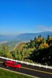 Het Vooruitzicht Oregon van het Huis van het uitzicht stock fotografie