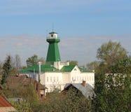 Het vooruitzichttoren van de brand. Suzdal. Royalty-vrije Stock Foto's