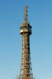 Het vooruitzichttoren van Praag Stock Afbeeldingen