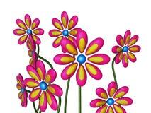Het Voorwerp van de bloem Stock Foto