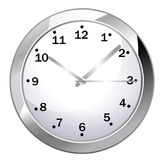 Het voorwerp van de klok stock illustratie