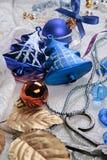 Het voorwerp van Kerstmis stock afbeelding