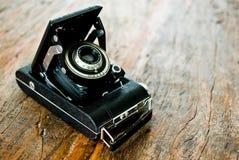 Het vouwen van camera Royalty-vrije Stock Afbeelding
