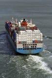 Het Vrachtschip van de container Royalty-vrije Stock Fotografie