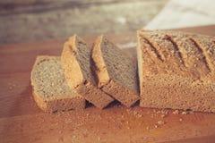 Het Vrije Brood van het gluten royalty-vrije stock afbeelding