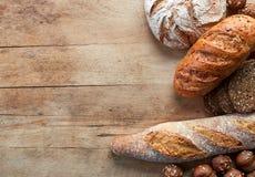 Het Vrije Brood van het gluten stock foto