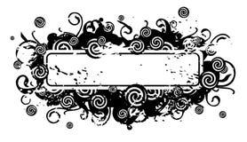 Het Vuil van de zegel vector illustratie