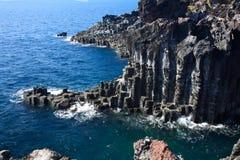 Het Vulkanische Eiland van Jeju Stock Foto