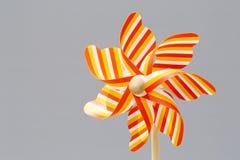 Het vuurrad van het stuk speelgoed Royalty-vrije Stock Foto