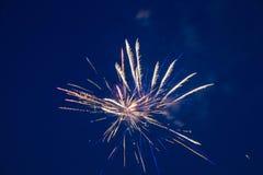 4 het vuurwerk van juli Stock Fotografie