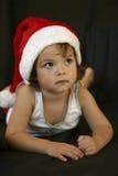 Het wachten op Kerstmis Stock Foto's