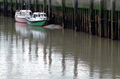 Het wachten op meer water stock fotografie
