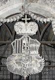 Het Wapenschild van Hora van Kutna Royalty-vrije Stock Afbeelding