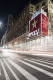 Het warenhuis van Macy Stock Afbeeldingen